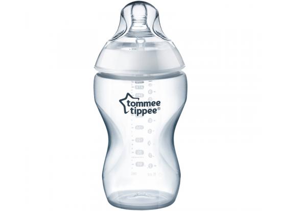 Tommee Tippee Kojenecká láhev C2N hustá strava 340ml bílá