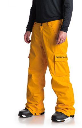 DC Męskie spodnie snowboardowe Banshee Pnt M Snpt Ykk0 Golden Rod L