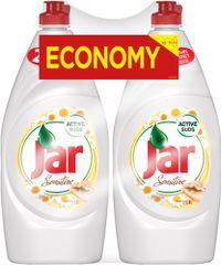 Jar detergent za pomivanje posode Chamomile, 2 x 900 ml