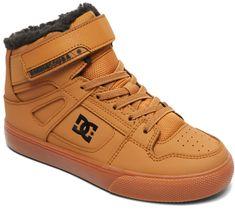 DC Tenisówki chłopięce Pure Ht Wnt Ev B Shoe