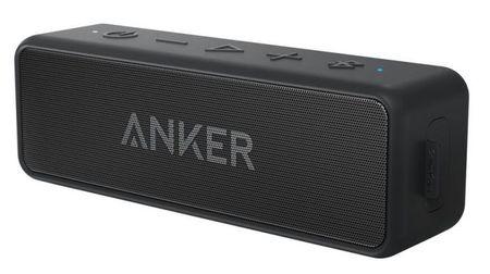Anker prijenosni bluetooth zvučnik SoundCore 2, crni