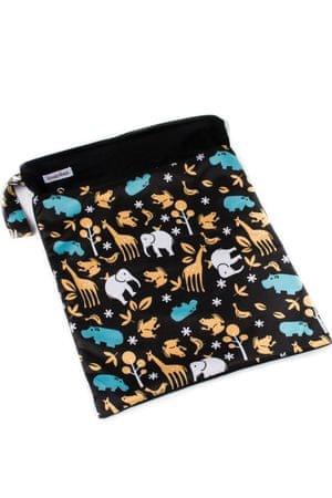 Bobánek Nepromomková taška, Safari