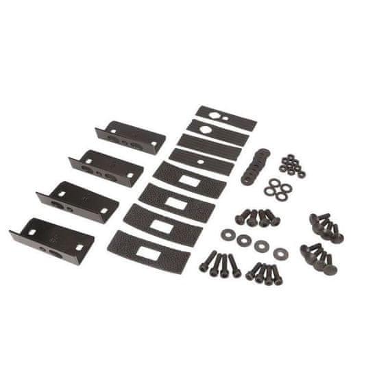 JOPE Montážní kit patky (4 ks), typ střechy: montážní body, pro vozy: CITROËN, FORD, NISSAN, PEUGEOT, SEAT, VOLKSWAGEN