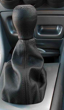 MAMMOOTH Kryt (manžeta) řadící páky, kožený, černý, univerzální velikost