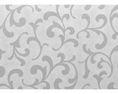 Patifix Samolepiace fólie štruktúrované 14-5035, Ornament strieborný - šírka 45 cm