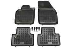 REZAW-PLAST Gumové koberce, súprava 4 ks (2x predné, 2x zadné), Volvo S40 II od r. 2003