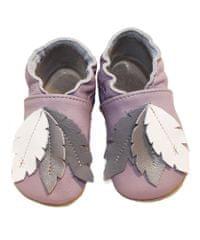 baBice cipele za djevojke s lišćem
