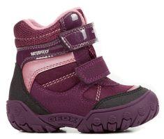 Geox dievčenské zimné topánky Gulp