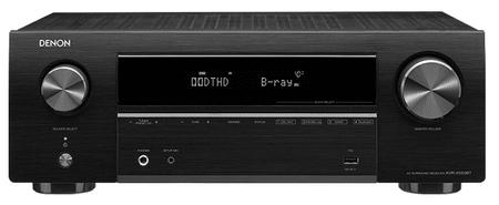 DENON AVR-X550BT čierna