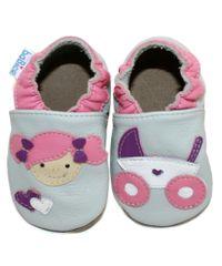 baBice cipele za djevojke s licem djevojčice