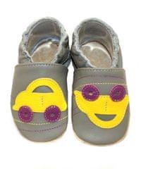 baBice cipele za dječake s automobilom