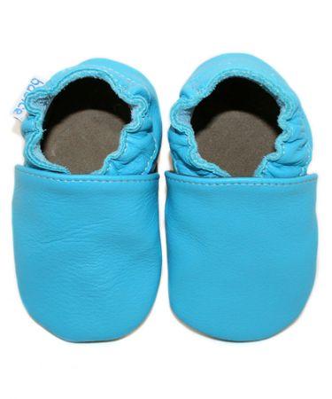 baBice buciki chłopięce 16,5 turkusowy
