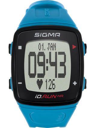 Sigma pulzmeter iD.RUN HR, moder
