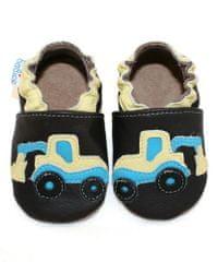 baBice cipele za dječake s bagerom