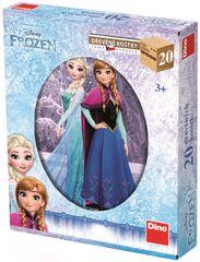 DINO Frozen 20 drvenih kocki