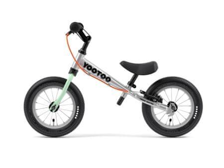 Yedoo YooToo pedál nélküli gyerekkerékpár Mint