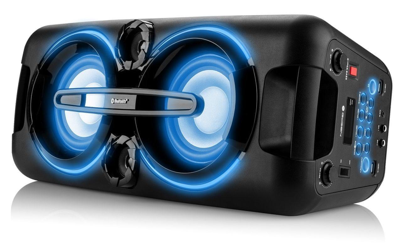 Přenosný Bluetooth reproduktor GoGEN BPS 686 fm tuner