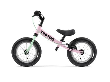 Yedoo Odrážedlo TooToo Candypink