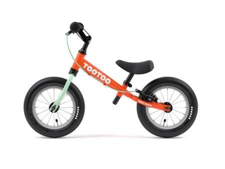 Yedoo rower dziecięcy TooToo, redorange