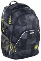 CoocaZoo EvverClevver2 iskolai hátizsák, Mamor Check