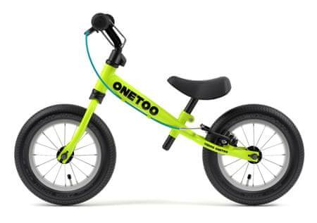 Yedoo Odrážedlo OneToo Lime