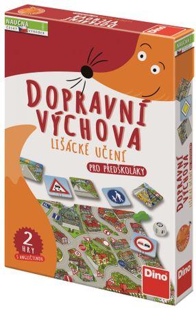 Dino Lišácké učení - Dopravní výchova