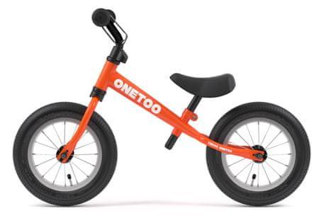 Yedoo Rowerek biegowy OneToo Czerwony/pomarańczowy