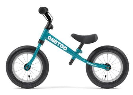 Yedoo OneToo fék nélküli pedál nélküli gyerekkerékpár Tealblue