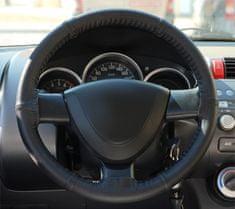 MAMMOOTH Kožený poťah na volant 35 - 37 cm