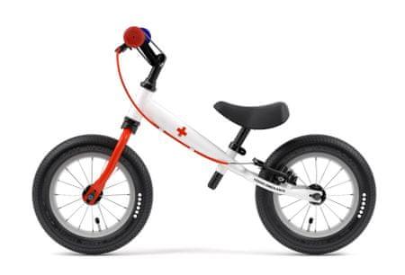 Yedoo LMTD Ambulance pedál nélküli gyerekkerékpár