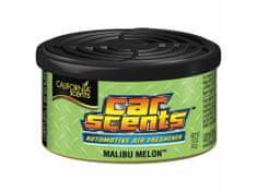 California Scents Vôňa do auta Car Scents - Malibu Melon (melón), ovocná vôňa, výdrž 2 mesiace