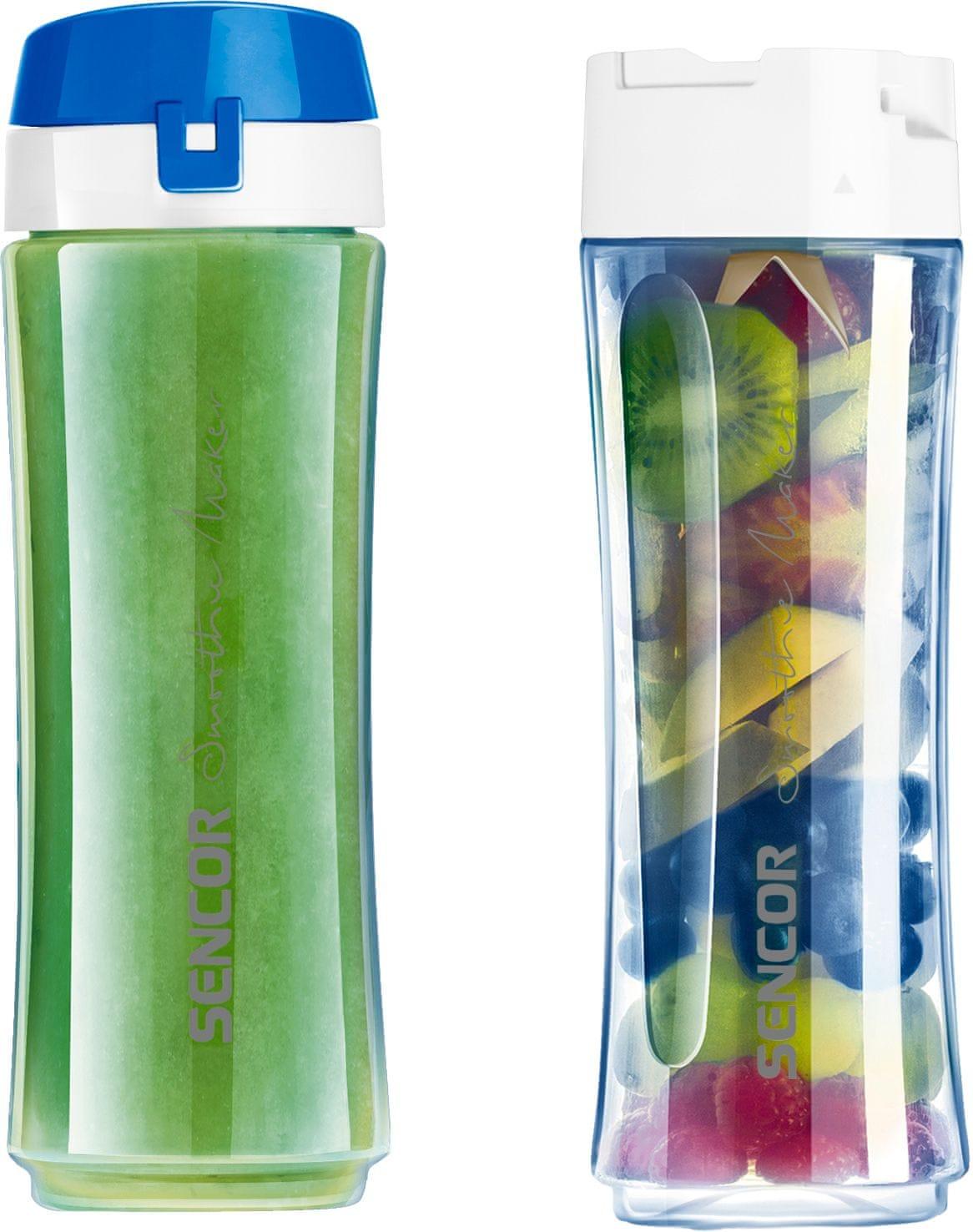 Sencor SBL 2212BL mixovací láhev