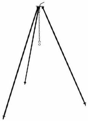 J.A.D. TOOLS tronožac s kukom za kotao, 120 cm