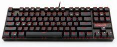 Redragon Gaming RGB mehanička žična tipkovnica K552 Kumara