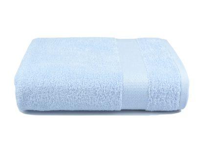 Saffran Froté osuška 70x140 cm, 400 gr/m2 - modrá