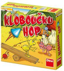 DINO Klobúčik hop