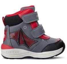Geox chlapčenské zimné topánky New Gulp