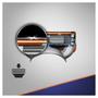 3 - Gillette nadomestna rezila Fusion Power, 4 kosi