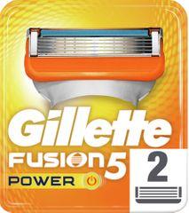 Gillette Fusion Power Borotvabetét, 2 db