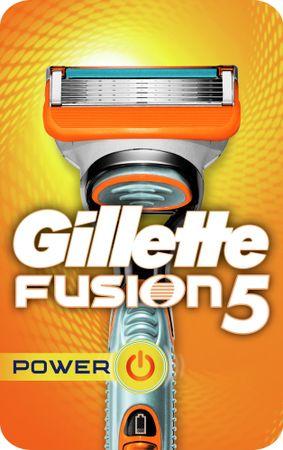 Gillette Fusion Power Borotva