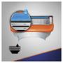 6 - Gillette Fusion náhradné hlavice 4 ks
