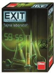 DINO Úniková hra: Tajné laboratórium