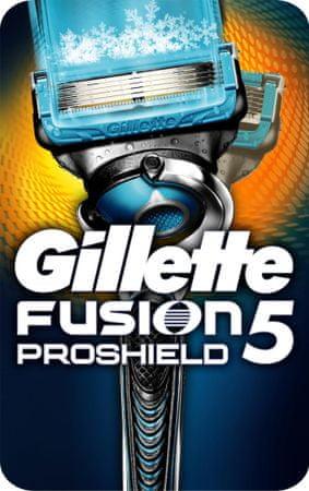 Gillette Fusion5 ProShield Chill férfi borotva