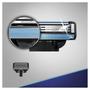 4 - Gillette Mach3 náhradné hlavice pre muža 8ks