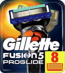 Gillette Fusion ProGlide Manual - náhradné hlavice 8 ks
