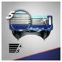 4 - Gillette nadomestna rezila Fusion Proglide, 8 kosov