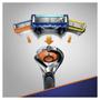 5 - Gillette Fusion ProGlide Flexball brivnik + 4 rezilne glave