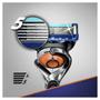3 - Gillette Fusion ProGlide Flexball Borotva + 4fej