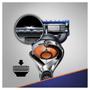 6 - Gillette Fusion ProGlide Flexball Borotva + 4fej