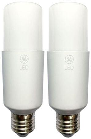 GE Lighting Bright Stik LED izzó E27, 12W, hideg fehér
